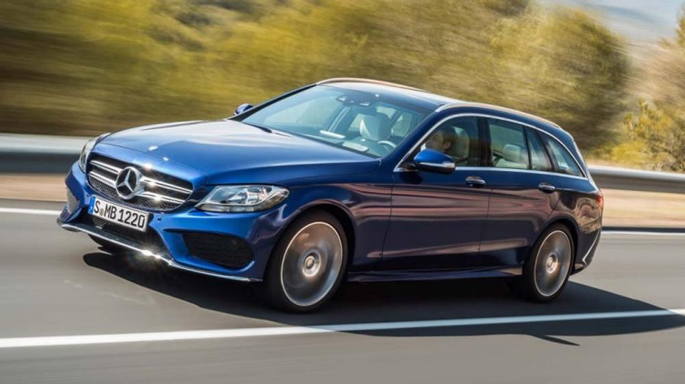 Mercedes Benz C Class Estate First Drive Review