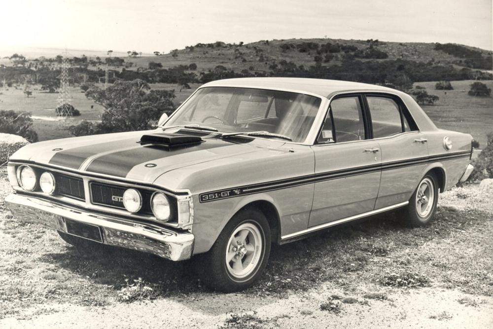 Ford Australia: The Falcon through the '70s - The Ford