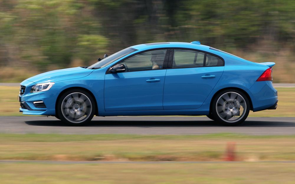 2015 Volvo S60 And V60 Polestar Review: Australian First Drive