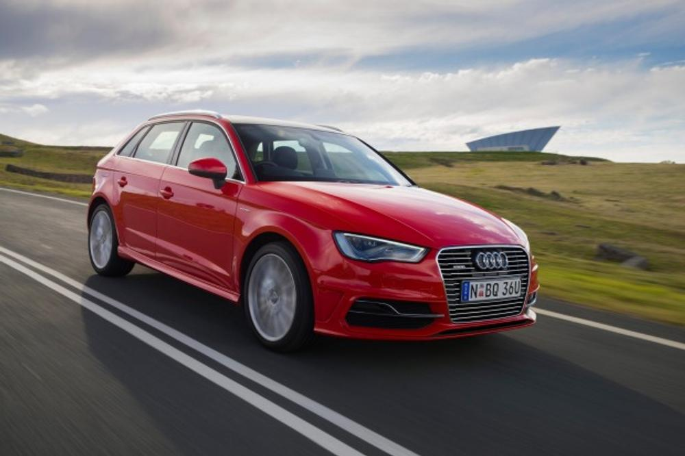 Audi A3 e-Tron new car review - Audi A3 e-Tron road test review
