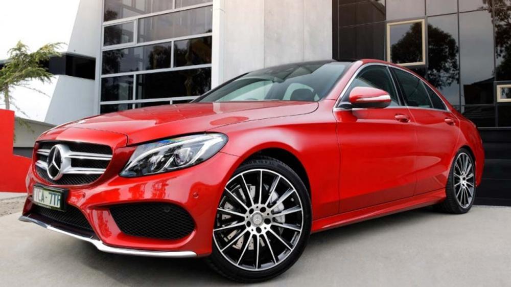 Mercedes-Benz C250 new car review