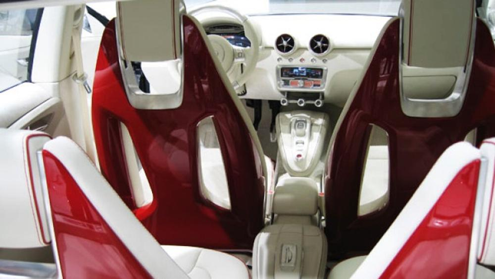 Cool Car Interiors Of The Future Interior Design Ideas Tzicisoteloinfo
