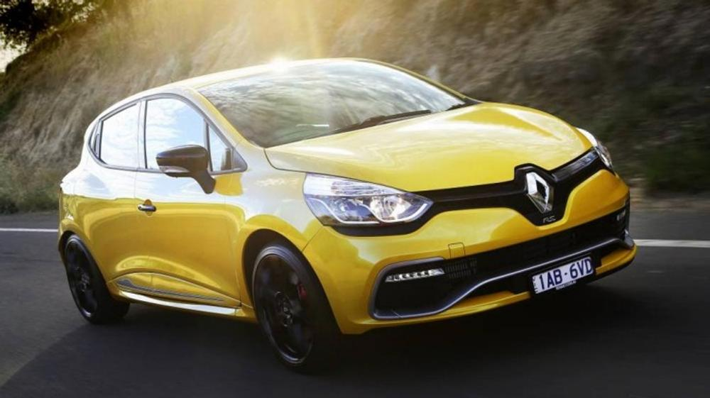 Renault Clio RS Cup Trophy new car review
