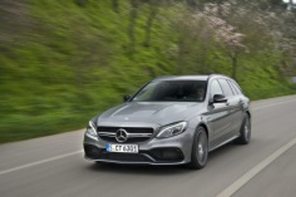 Mercedes-AMG C63 Estate first drive review