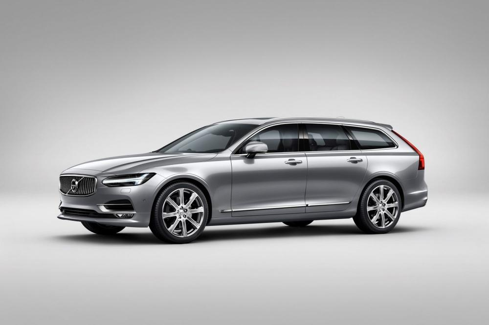 Volvo S90 And V90 First Drive Review Volvo S90 And V90