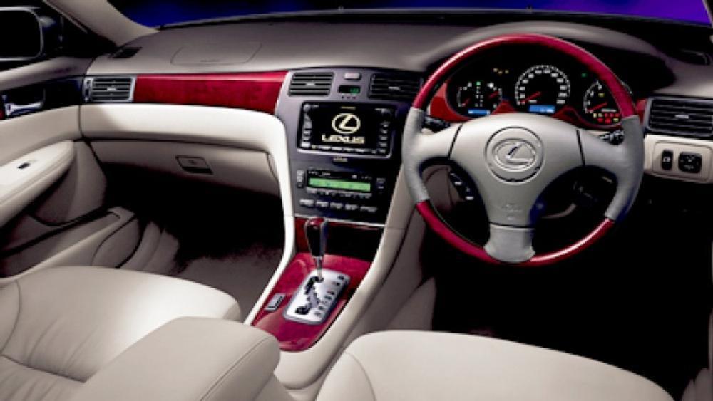 Used car review: Lexus ES300 2001-08