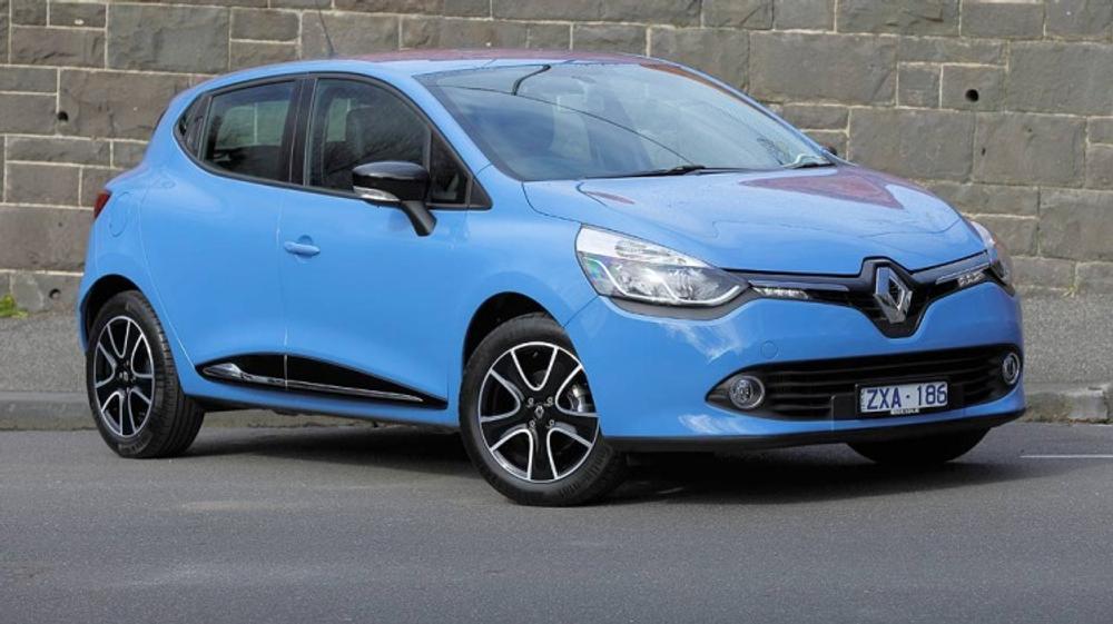 Renault Clio Expression 120 EDC new car review