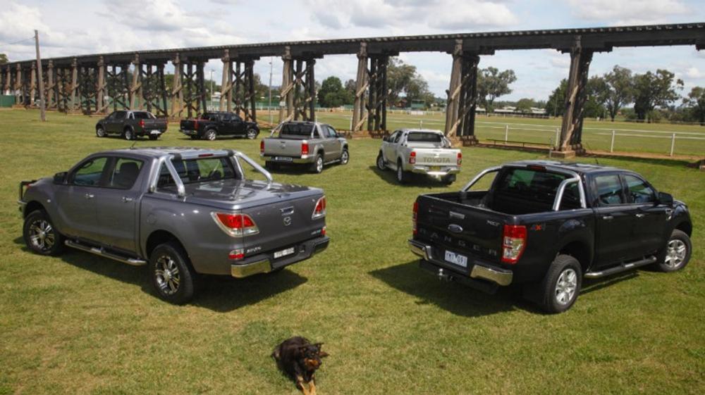 Working class: Mitsubishi v VW v Toyota v Nissan v Ford v Mazda
