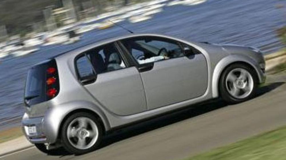 2006 smart forfour