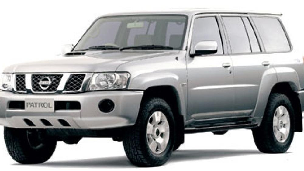 Nissan Patrol ST-S 3 0