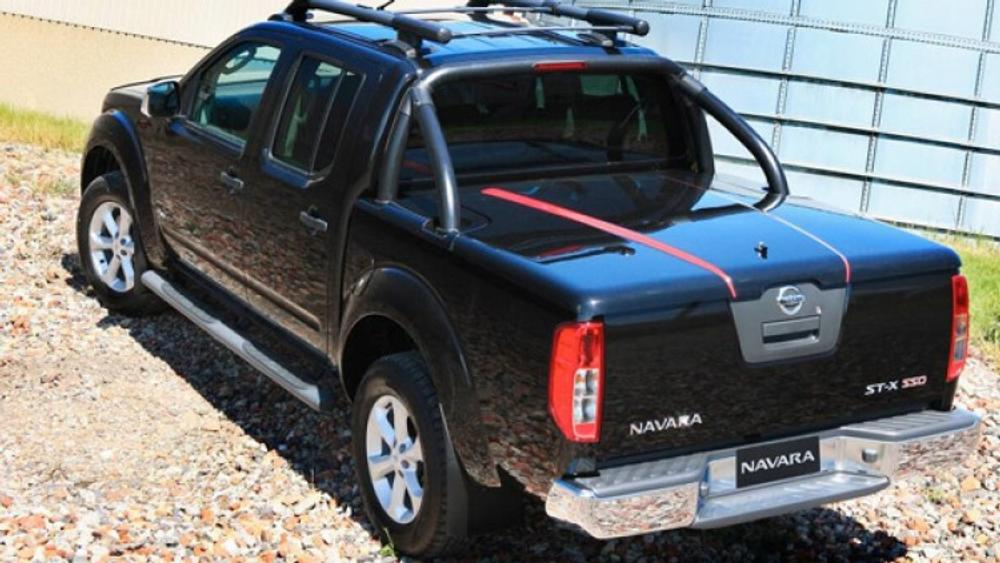 First drive: Nissan Navara ST-X 550/Nissan Pathfinder Ti 550