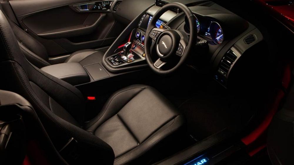 Jaguar F-Type V8 S new car review