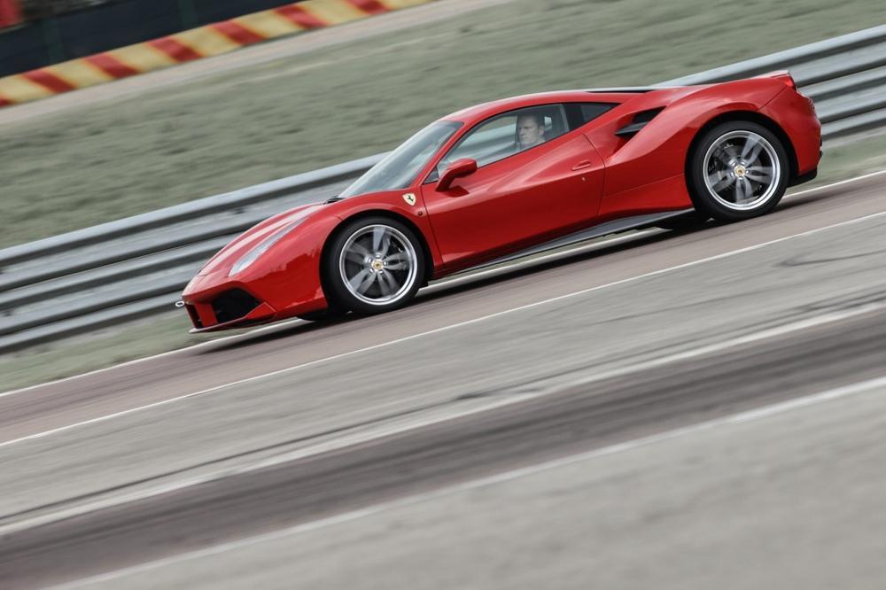 Ferrari launches new 488 GTB in Australia
