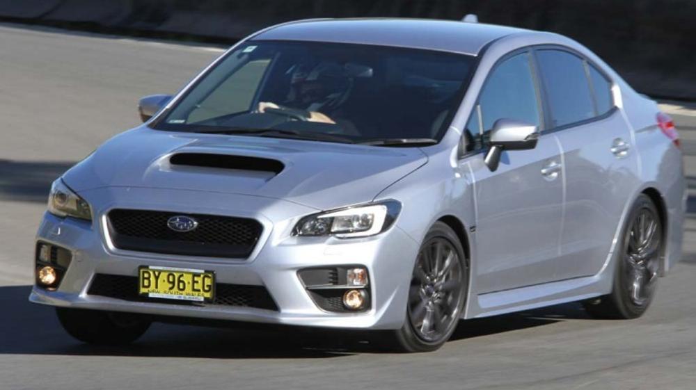 Hot hatch comparison review: Subaru WRX v Volkswagen Golf