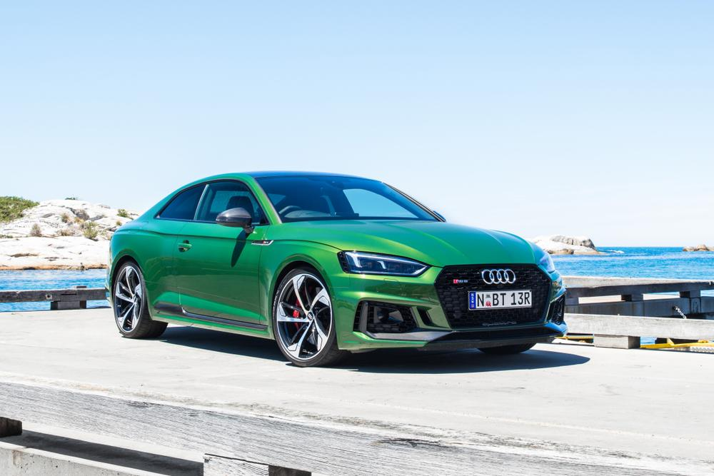 2018 Audi RS5 Coupe Review - First Drive: Audi's sizzling new RS5 Coupe