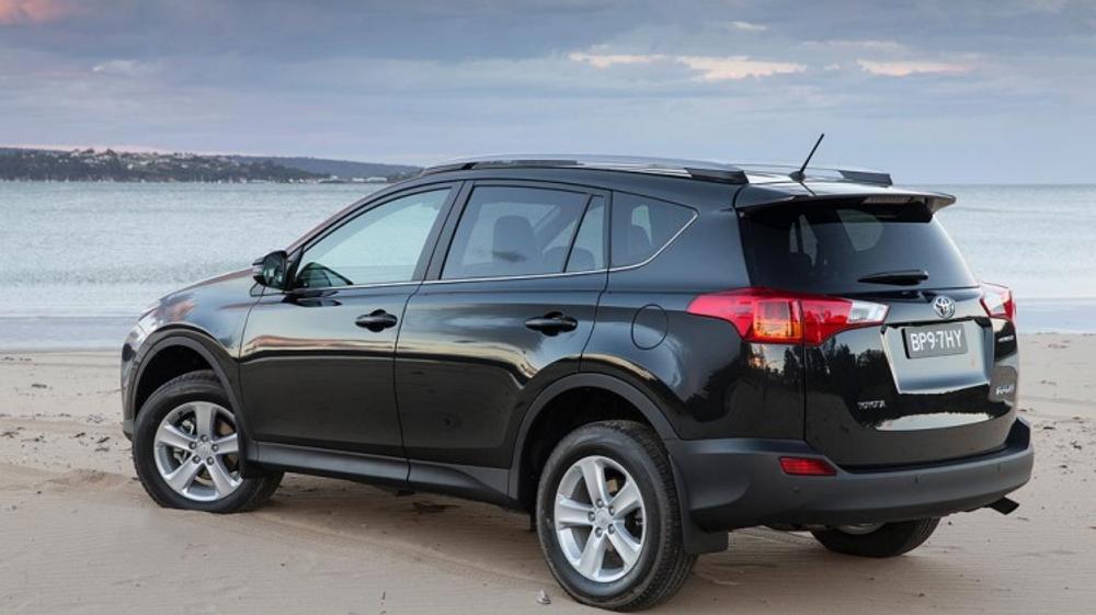 New car review: Toyota RAV4