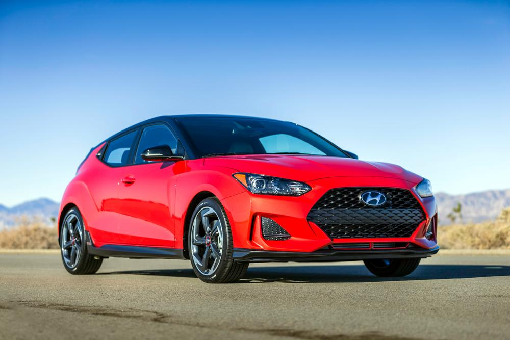 2018 Hyundai Veloster revealed - Is this the new Hyundai Veloster?