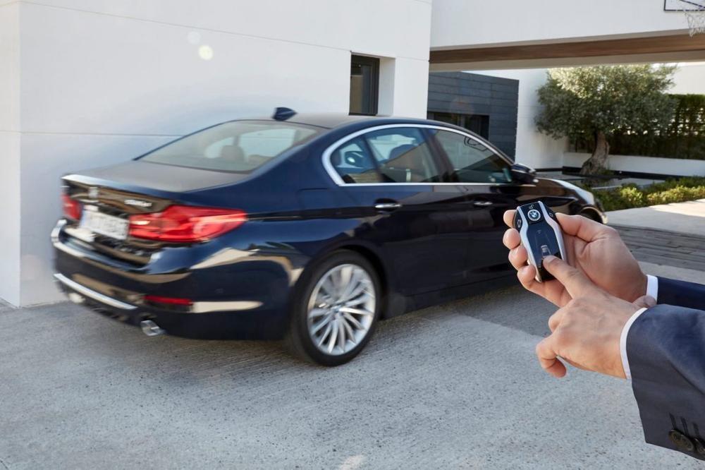 2017 BMW 520d