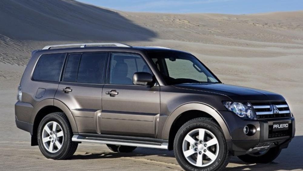 Mitsubishi Pajero VRX Diesel