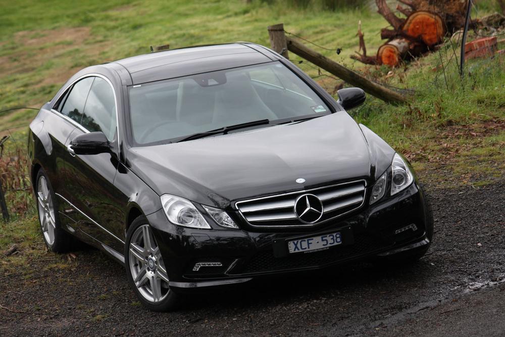 2010 C207 Mercedes-Benz E500 Coupe Review