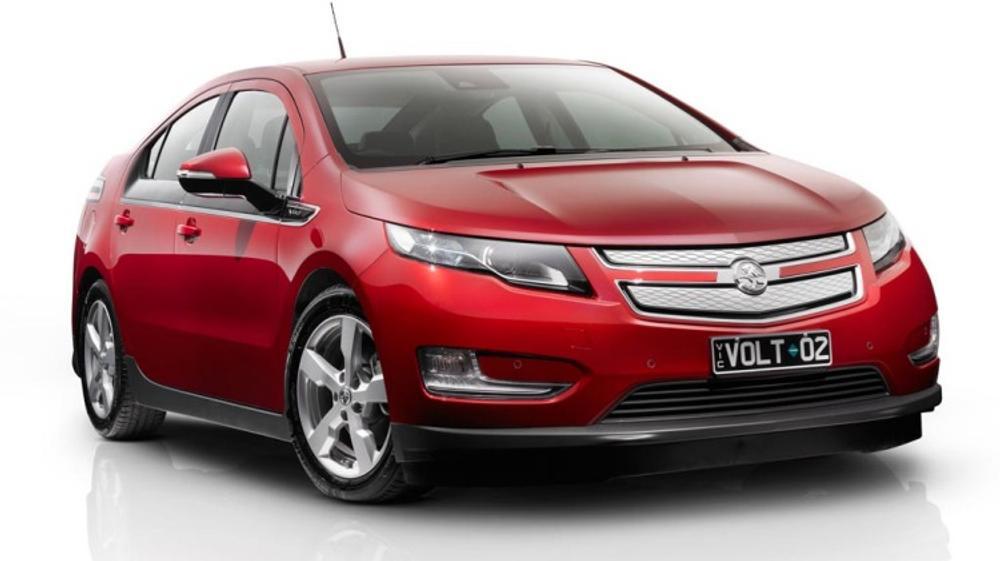 2012 Holden Volt