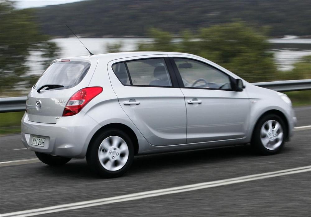 2010 Hyundai i20 Australian Launch First Drive Review