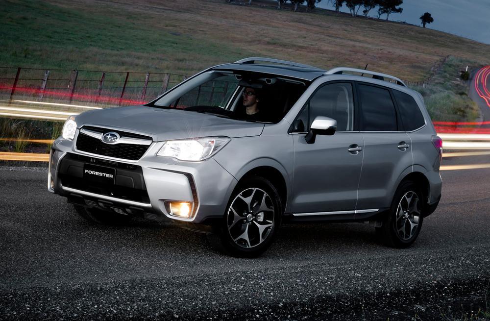 Subaru Forester Review | 2013 XT Petrol Automatic