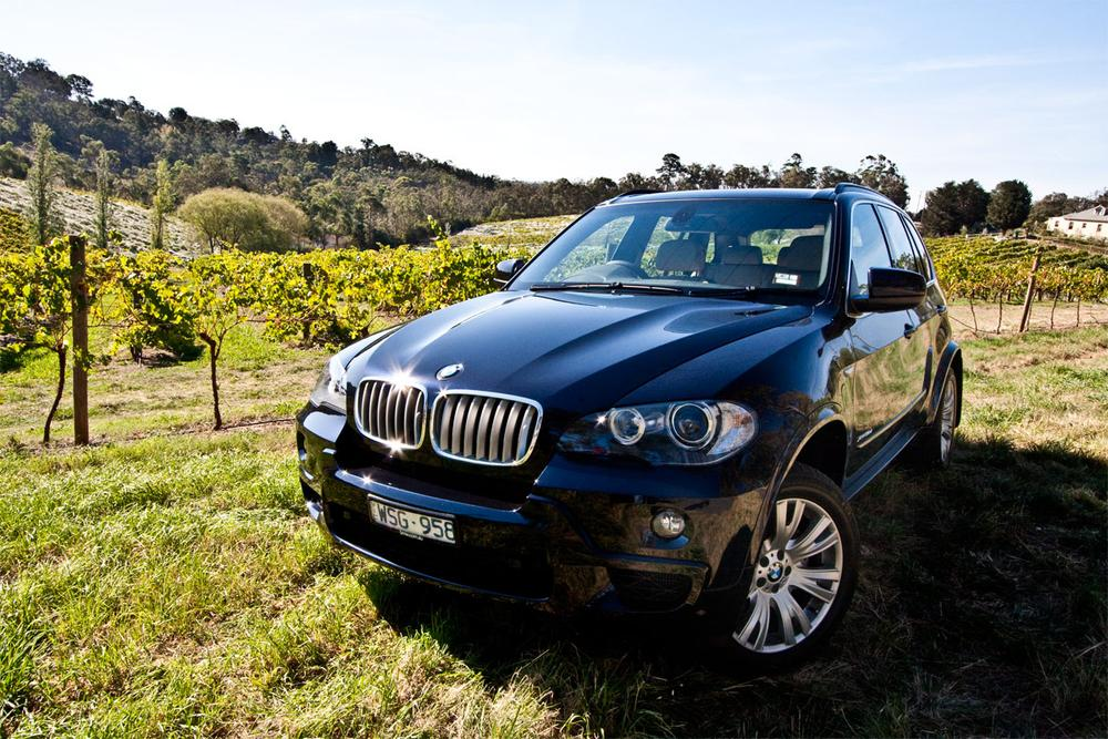 2009 BMW X5 XDRIVE35D Review