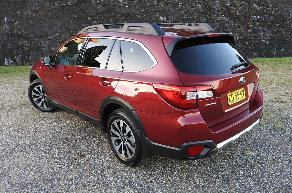 Subaru Outback Diesel REVIEW, Price, Features | 2 0D Premium