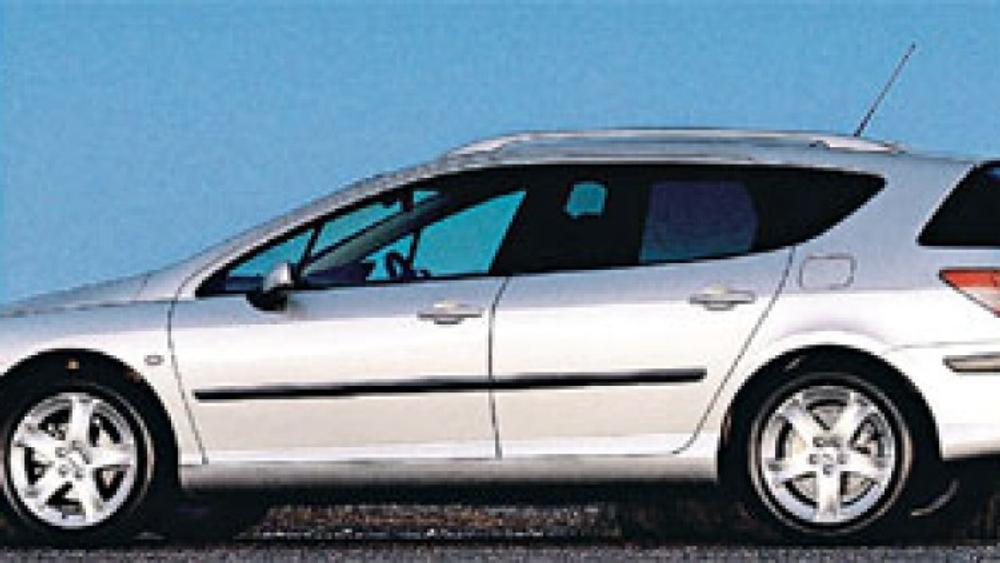 2005 Peugeot 407