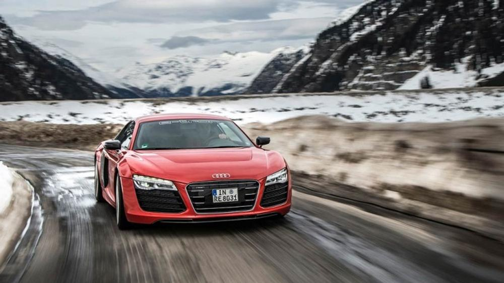 First Drive Review Audi R8 E Tron First Drive Review