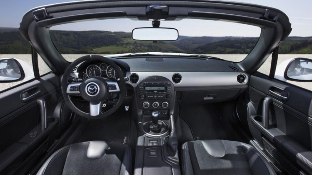 Supercharged Mazda MX-5