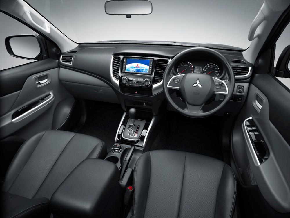 All-New Mitsubishi Triton Revealed, In Australia From Mid-2015