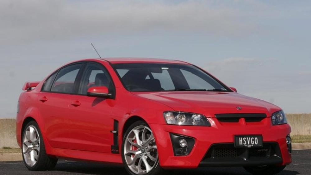 2008 Holden Special Vehicles Clubsport