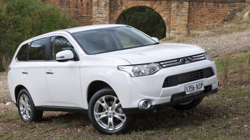 2013 Mitsubishi Outlander