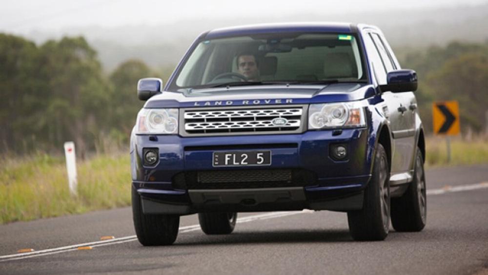 First drive: Land Rover Freelander 2 SD4