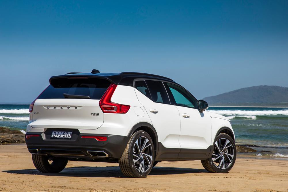 2018 Volvo XC40 she says, he says review | Drive com au