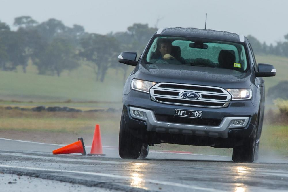 2015 Drive Car of the Year: Best 4WD