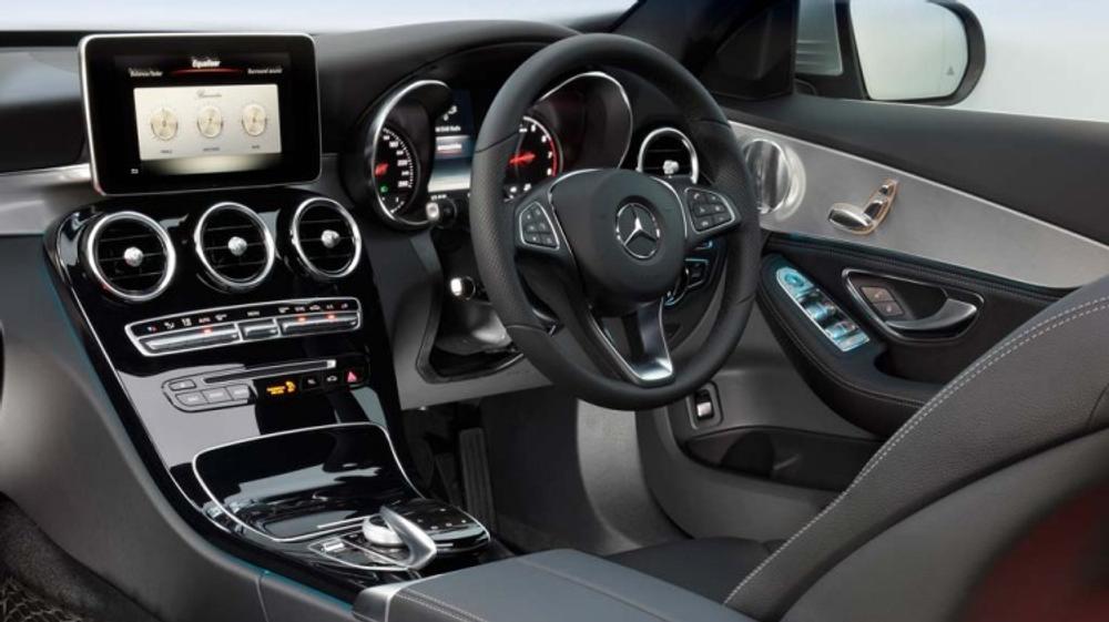 2014 Mercedes-Benz C200