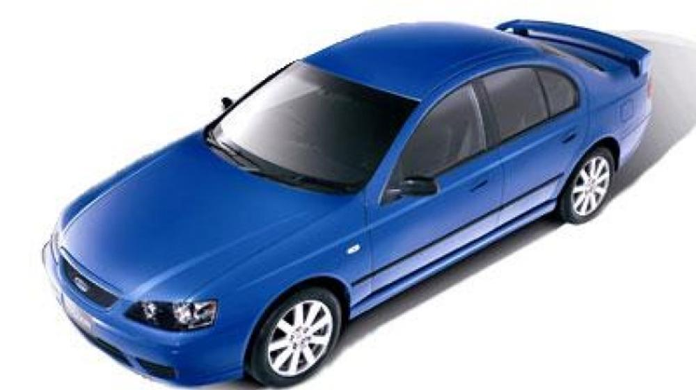 Holden Commodore SVZ
