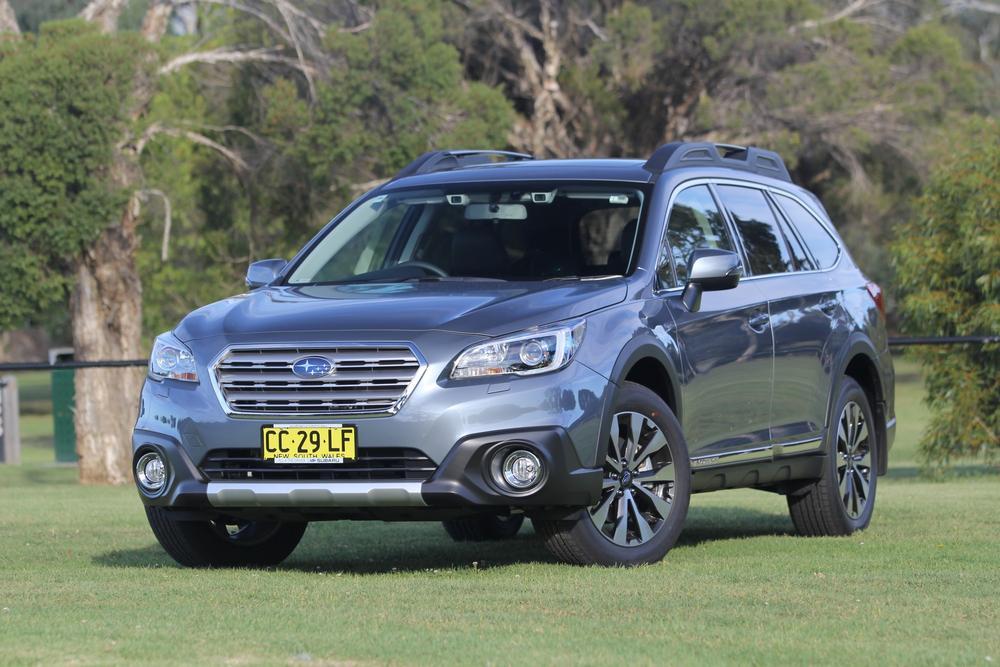 Subaru Outback Review: 2015 3 6R Premium - Classy Crossover