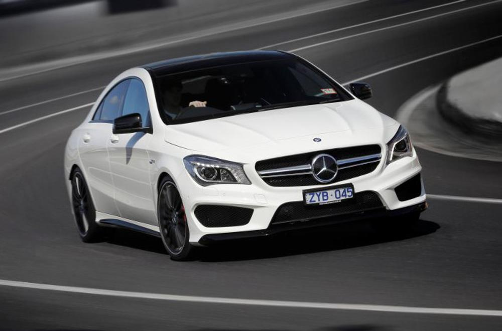 Mercedes-Benz CLA Review | 2014 CLA 45 AMG Review