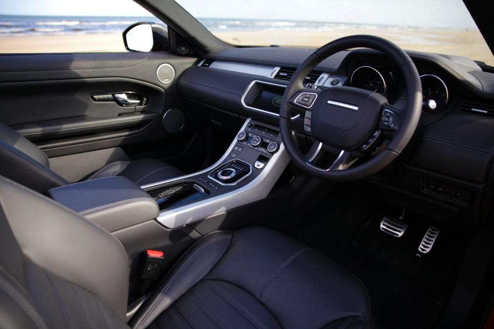 2017 Range Rover Evoque Convertible review - Eight questions