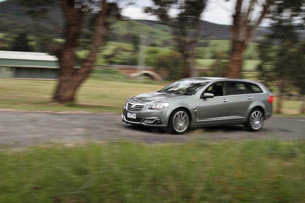 2015 Holden VFII Calais V Sportwagon Review – The Power
