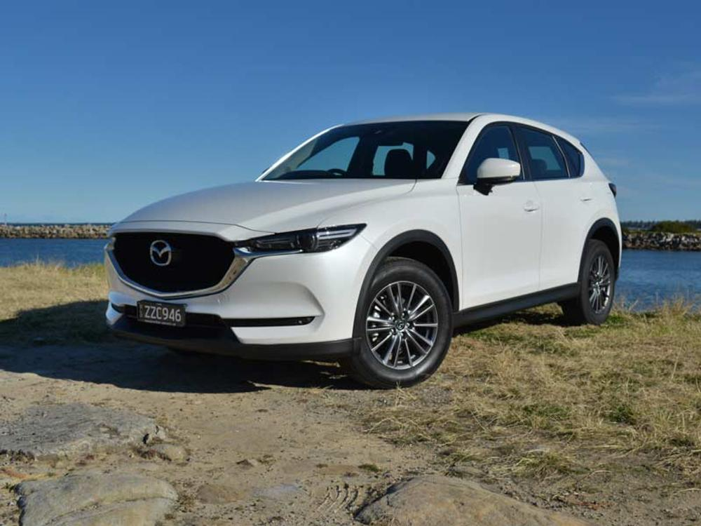 2018 Mazda CX-5: Redesign, Styling, Changes, Price >> 2017 Mazda Cx 5 Maxx Sport Review Mid Sized Family Suv