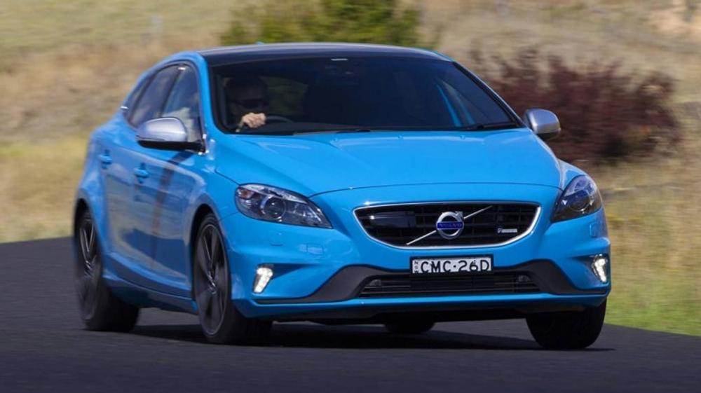 Volvo V40 T5 R-Design new car review