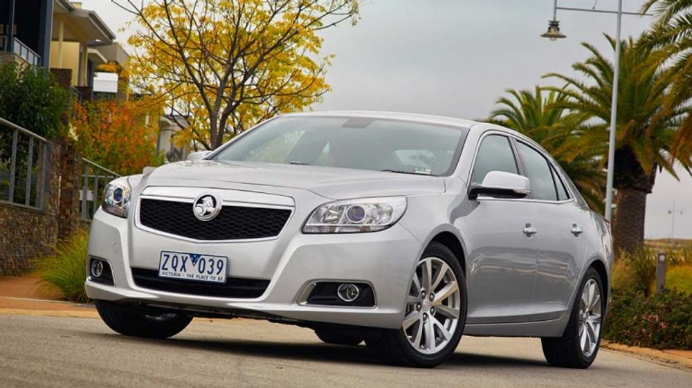 Holden Malibu used car review