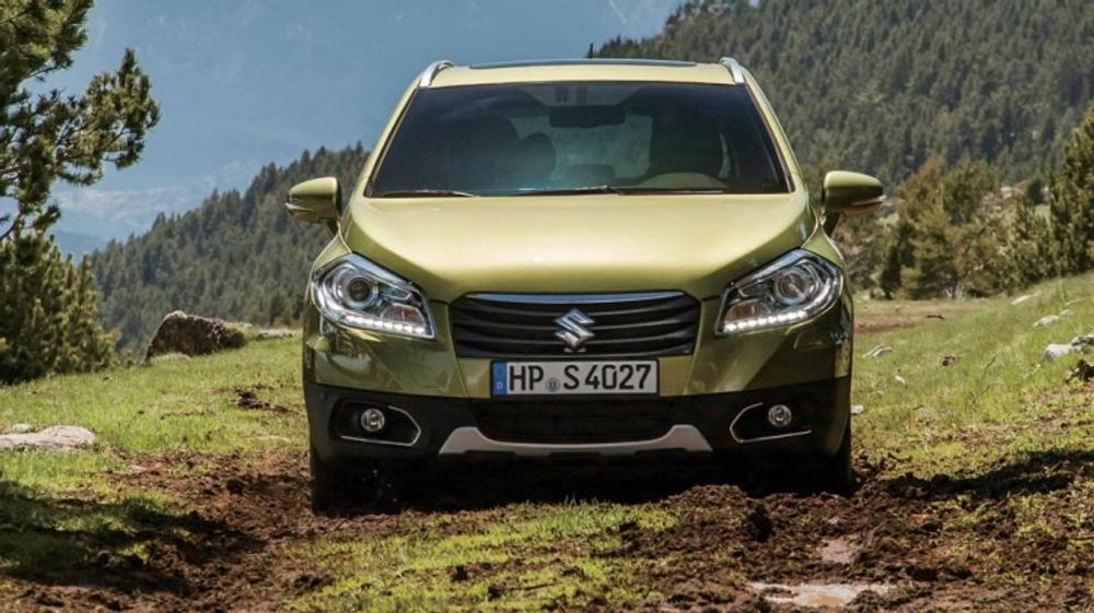 Suzuki S-Cross new car review