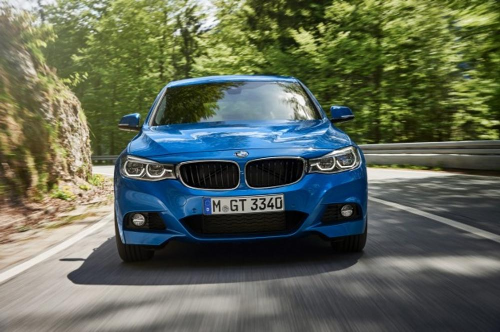 Updated Bmw 3 Series Gran Turismo Revealed Updated Bmw 3 Series
