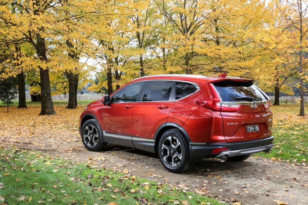 2017 Honda CR-V review - First Drive: All-new Honda CR-V